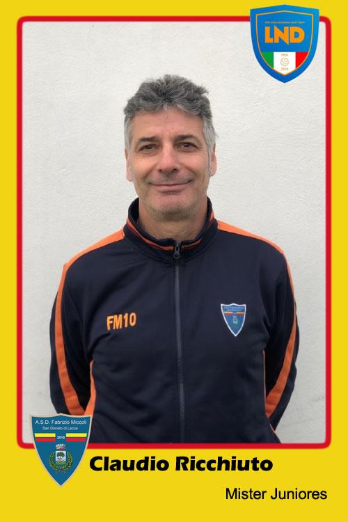 Claudio Ricchiuto