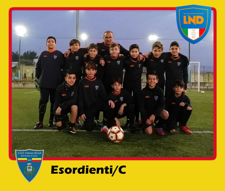 ASD Fabrizio Miccoli - Categoria Esordienti/C