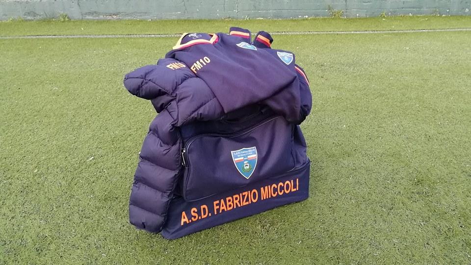 "Nuovi Kit 2018-2019 ASD ""Fabrizio Miccoli"""