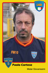 Paolo Cortese - Giovanissimi Under 15 Regionali