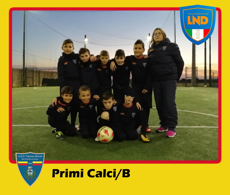 ASD Fabrizio Miccoli - Categoria Primi Calci/B