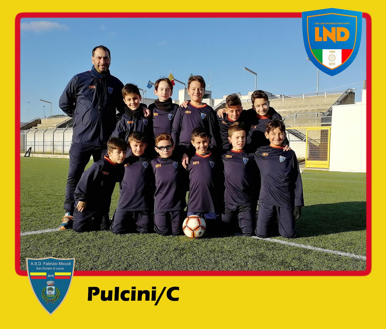 ASD Fabrizio Miccoli - Categoria Pulcini/C