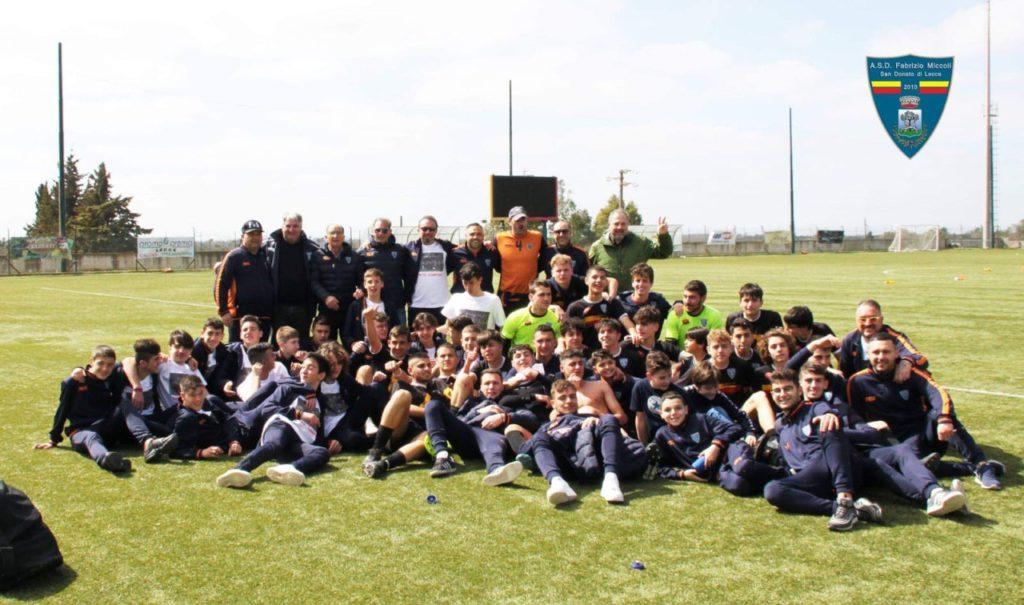 Allievi Giovanissimi Regionali Campionato